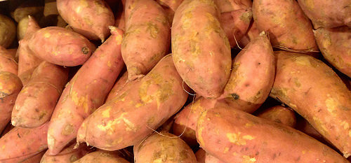 Are sweet potatoes low carb