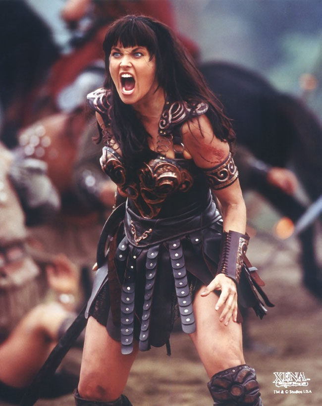 The Lucy Lawless Xena workout and diet - Postema Performance